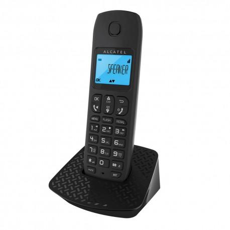 Telefono Alcatel E192 Inalambrico Negro - Envío Gratuito