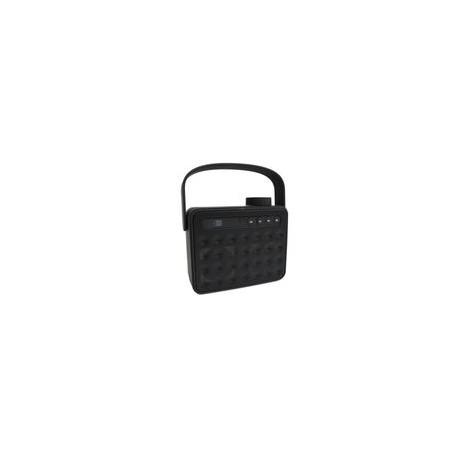 Bocina Case Logic Bluetooth Portátil Negro - Envío Gratuito