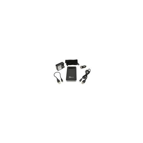 Power Bank Royal 11000mah para Celular y Tablet Negra - Envío Gratuito