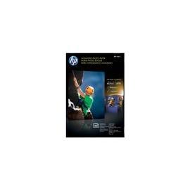 PAPEL FOTO HP ADVANCED PHOTOPAPERGLOSSY 4X6 100 H 250g - Envío Gratuito