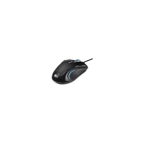 Mouse Case Logic Alambrico Negro - Envío Gratuito