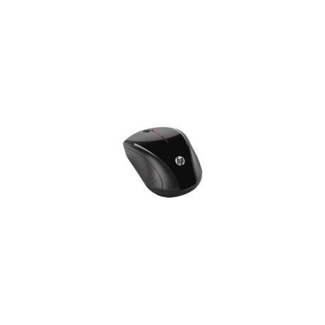Mouse HP Inalámbrico X3000 Negro - Envío Gratuito