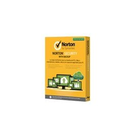 Norton Security c/Backup 1Usuario 10 Dispositivos 2 A¦os - Envío Gratuito