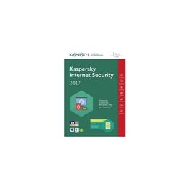 Kaspersky Internet Security Multidispositivos 2017 3 - Envío Gratuito