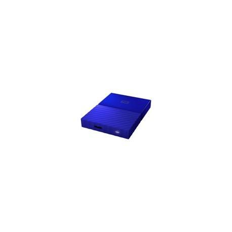 Disco Duro WD 1TB Passport Azul - Envío Gratuito