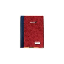Libro Florete de actas de 96 hojas Estrella - Envío Gratuito