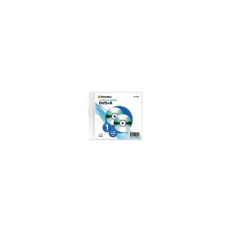 DVD-R 4.7GB 120 Min 16X Individual - Envío Gratuito