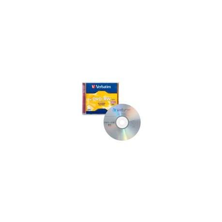 DVD RW Verbatim 4.7GB 120Min Individual - Envío Gratuito