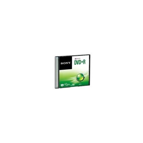 DVD R SONY PIEZA - Envío Gratuito