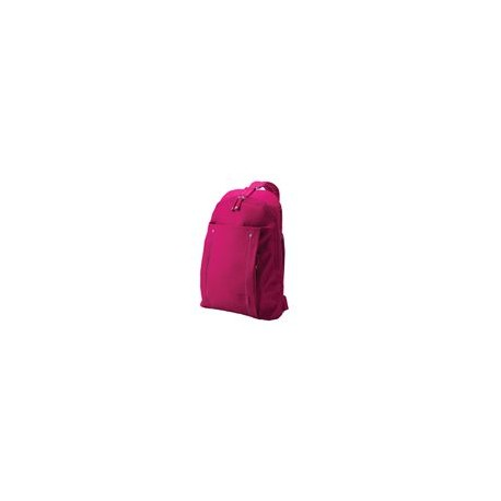 Backpack HP 14 Slim Rosa - Envío Gratuito