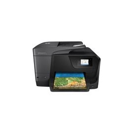 Multifuncional HP Officejet Pro 8710 Inyeccion Color - Envío Gratuito