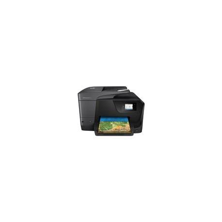 Multifuncional HP Officejet Pro 8710 Inyeccion Color - Envío Gratuito
