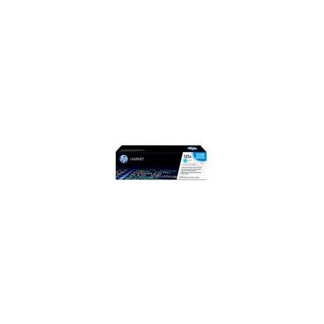 Toner HP 125A cyan - Envío Gratuito