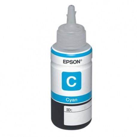 Botella Epson T664220-AL Cyan - Envío Gratuito