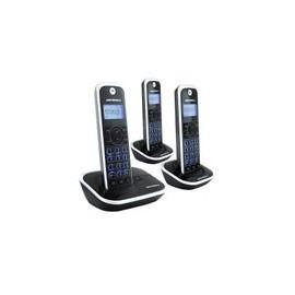 Telefono Motorola GATE4500-3 Trio Negro - Envío Gratuito