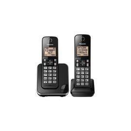 Telefono Panasonic Inalambrico 2 Auriculares - Envío Gratuito