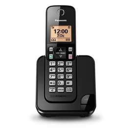 Telefono Panasonic Inalambrico 1 Solo Auricular - Envío Gratuito