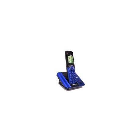 Teléfono Inalámbrico Vtech Cordless color Azul - Envío Gratuito