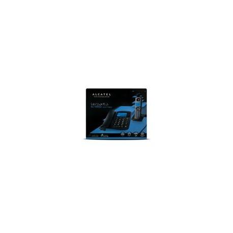 Teléfono Alcatel E150 Combo Alámbrico e Inalámbrico - Envío Gratuito