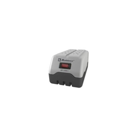 Regulador Koblenz Modelo BP-1400-I, Capacidad de 1400VA - Envío Gratuito