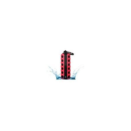 Bocina STK Splash Bluetooth Roja - Envío Gratuito