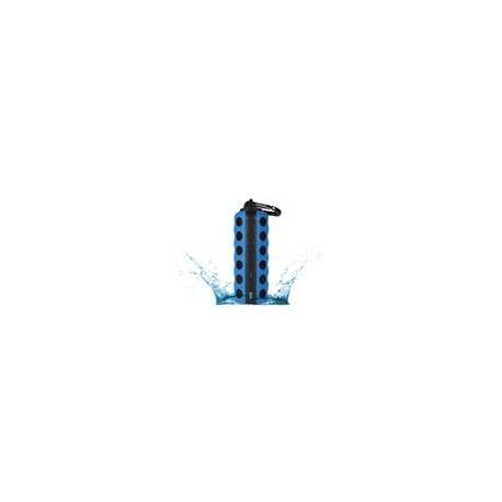 Bocina STK Splash Bluetooth Azul - Envío Gratuito