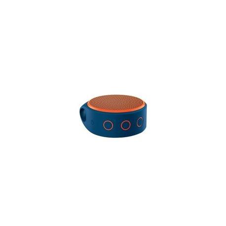 Bocina bluetooth Logitech x100 naranja - Envío Gratuito