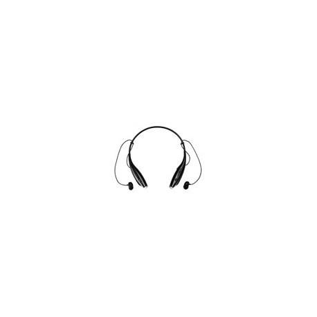 Audifonos Craig In Ear con Bluetooth y Diadema Negros - Envío Gratuito