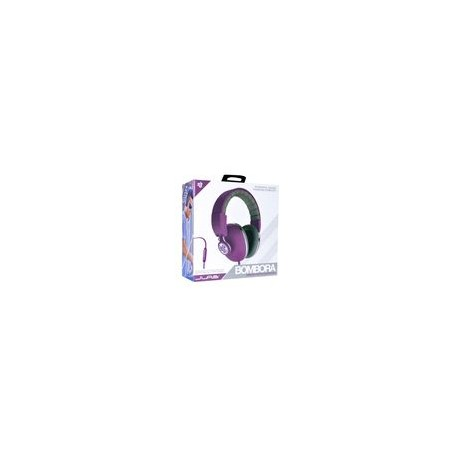 Audífonos Jlab Over Ear con Microfono 3.5 mm Morado - Envío Gratuito