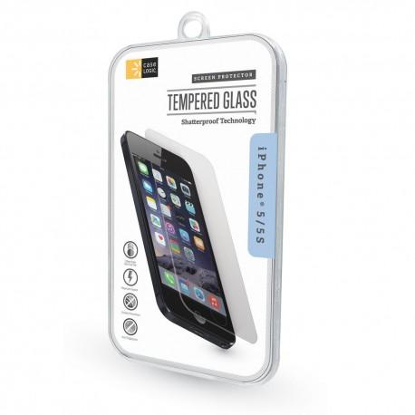 Mica Protector Pantalla Case Logic iPhone 5sPET - Envío Gratuito