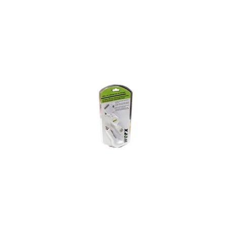 Cargador Retráctil 3 en 1 Micro USB Werx - Envío Gratuito