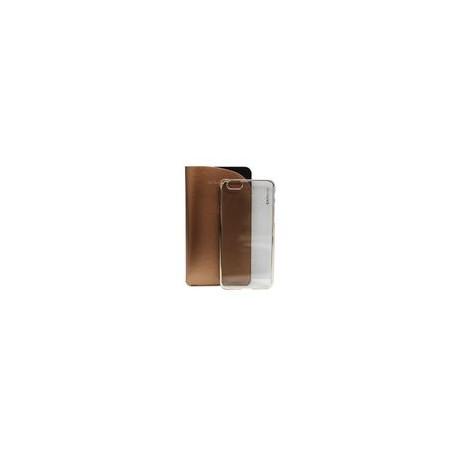 Funda Capdase para iPhone 6 Oro/Bronce - Envío Gratuito