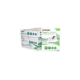 Papel Ecológico Carta 87 Blancura 5000 H 75 Grs - Envío Gratuito