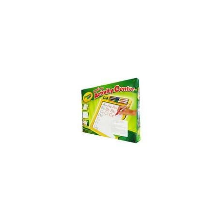 Set Crayola Dry Erase Activity Center - SET CRAYOLA DRY ERASE ACTIVITY CENTER - Envío Gratuito