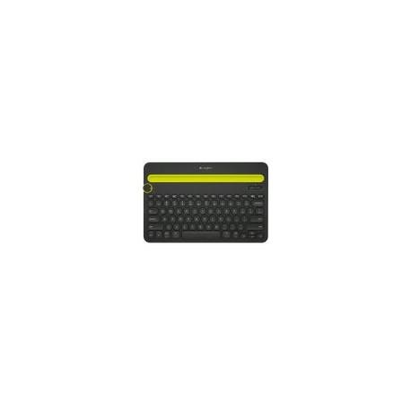 Teclado Logitech K480 Bluetooth Multidispositivo Negro - Envío Gratuito