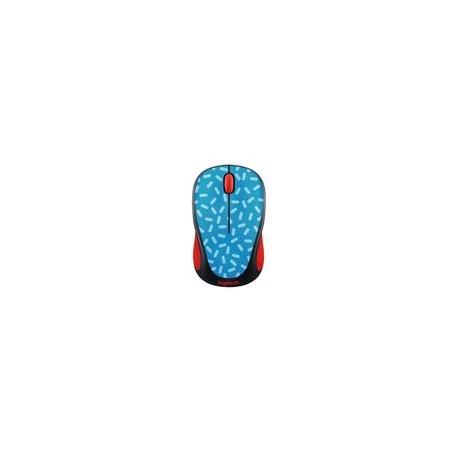 Mouse Logitech Inalamb M317c Memphis Blue - Envío Gratuito