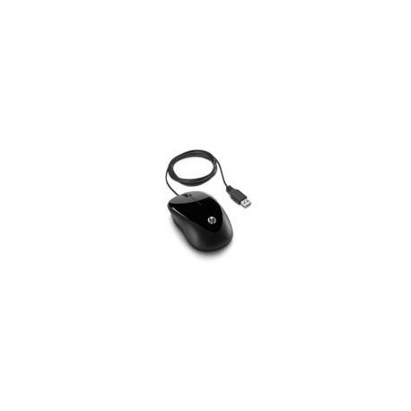 Mouse HP Alámbrico X900 Negro - Envío Gratuito
