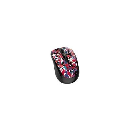 Mouse Microsoft Inalámbrico 3500 Amer Geometric - Envío Gratuito