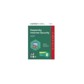 Kaspersky Internet Security Multidispositivos 2017 3 - Envío Gratuito