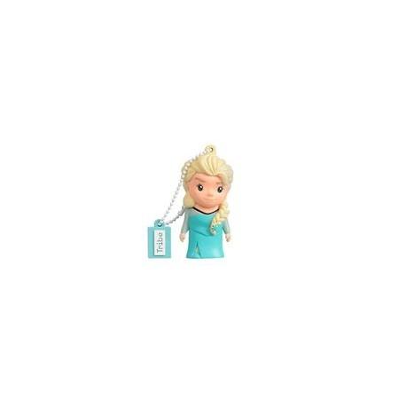 Memoria USB Frozen Elsa 8GB Tribe - Envío Gratuito