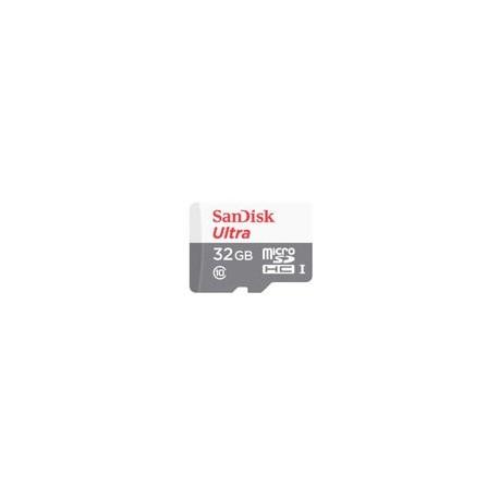 Micro SD Sandisk 32GB C10 Ultra UHS-I - Envío Gratuito