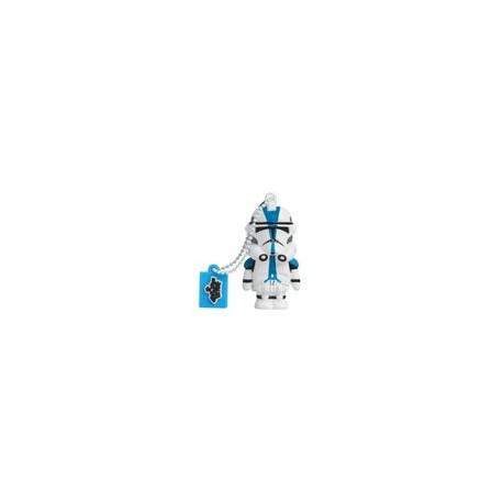 Memoria USB 8GB Clone Trooper 501 Star Wars - Envío Gratuito