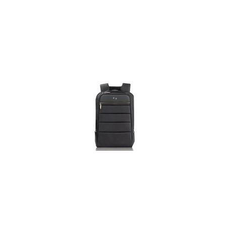 Backpack Solo 15.6 Pro Cuadrada Negra - Envío Gratuito